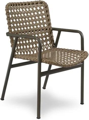 Cadeira Sheldrake C/Estrutura em Alumínio