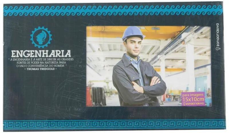 Porta Retrato Profissão - Engenharia - Zona Criativa