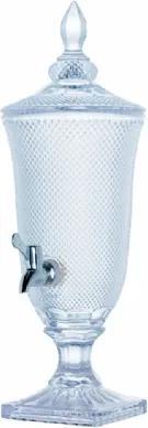 Suqueira de Vidro Lapidado 1,8 LT