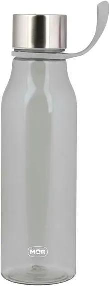Garrafa Modern com Alça 570ml - Cinza