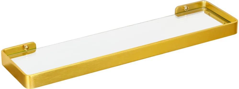 Prateleira de Vidro (Miró Dourada)