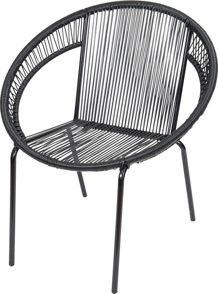 Cadeira Cancun OrDesign Preta