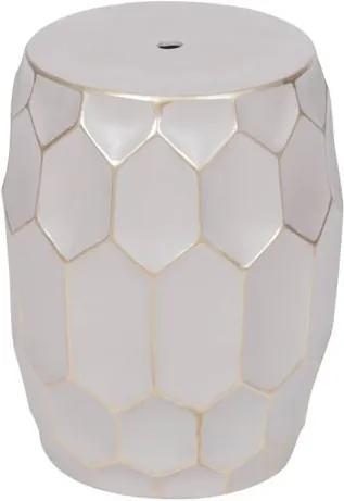 Seat Garden Golden Nude em Ceramica - 51920 Sun House