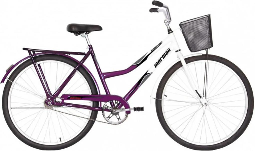Bicicleta Mormaii Soberana Aro 26 Branco