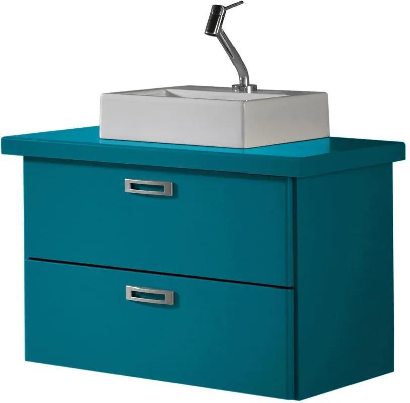 Armário de Banheiro Kenzo 161 Azul - Maxima