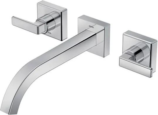 Misturador para Banheiro Parede Stillo - 00832406 - Docol - Docol