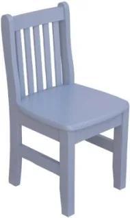 Par de Cadeiras Infantis Clever Azul