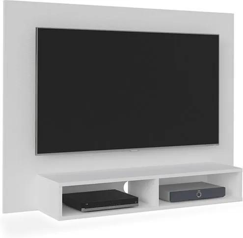 Painel para TV até 42 polegadas com Suporte, Branco, Vicen