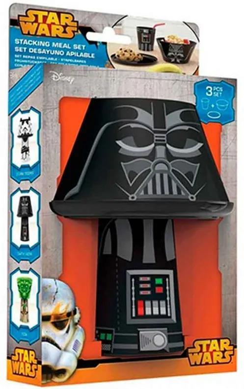 Kit Para Lanche Star Wars Darth Vader