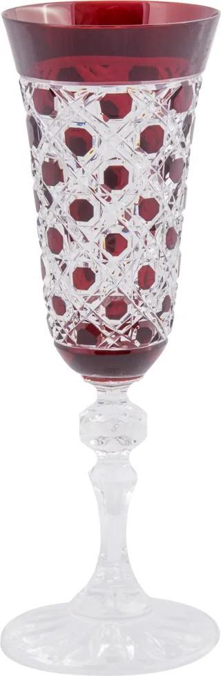 Taça de Cristal Lodz para Champanhe de 150 ml Metropol