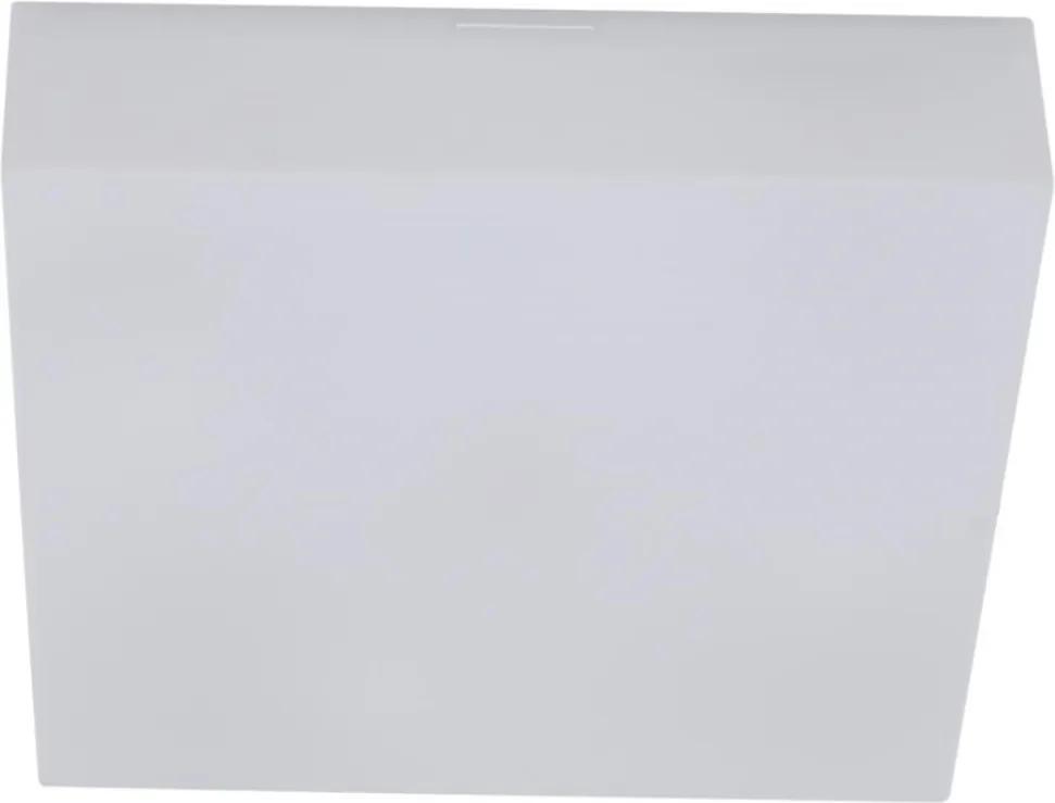Plafon Sobrepor Quadrado Acrilico 36x36cm Valencia