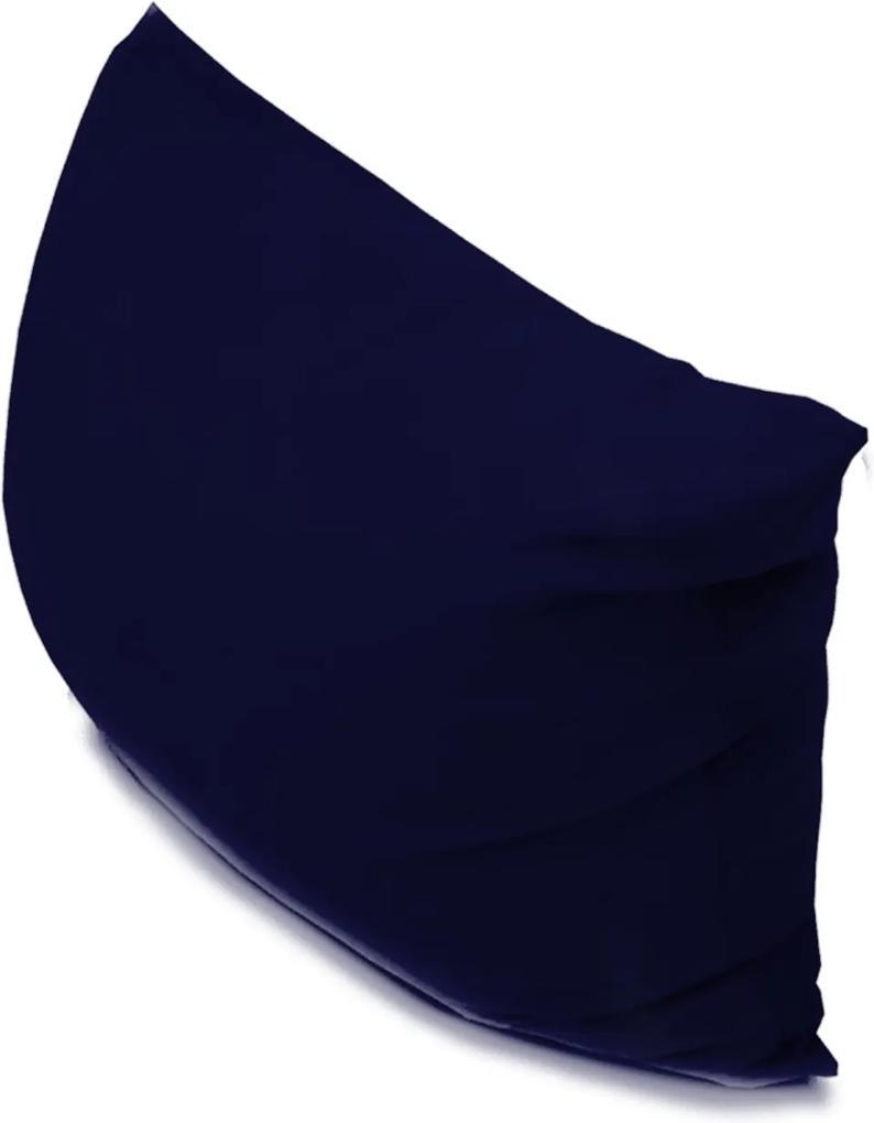 Pufe Noah Mini - Azul Marinho - Good Pufes