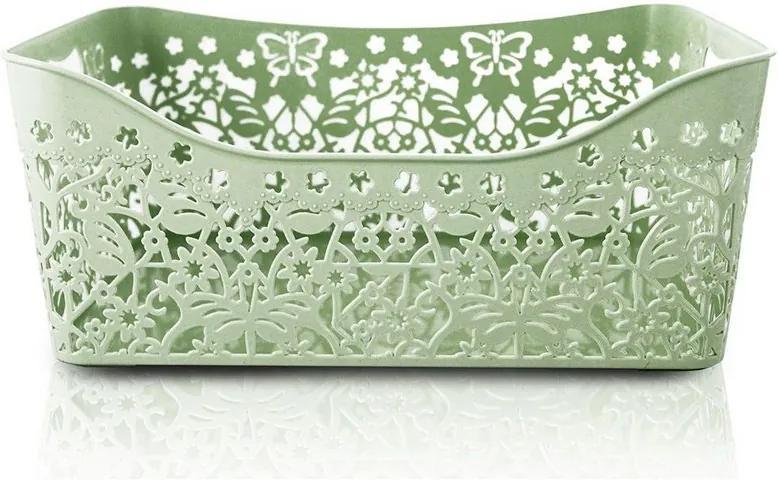 Cesto Organizador Lifestyle Grande Verde - Jacki Design