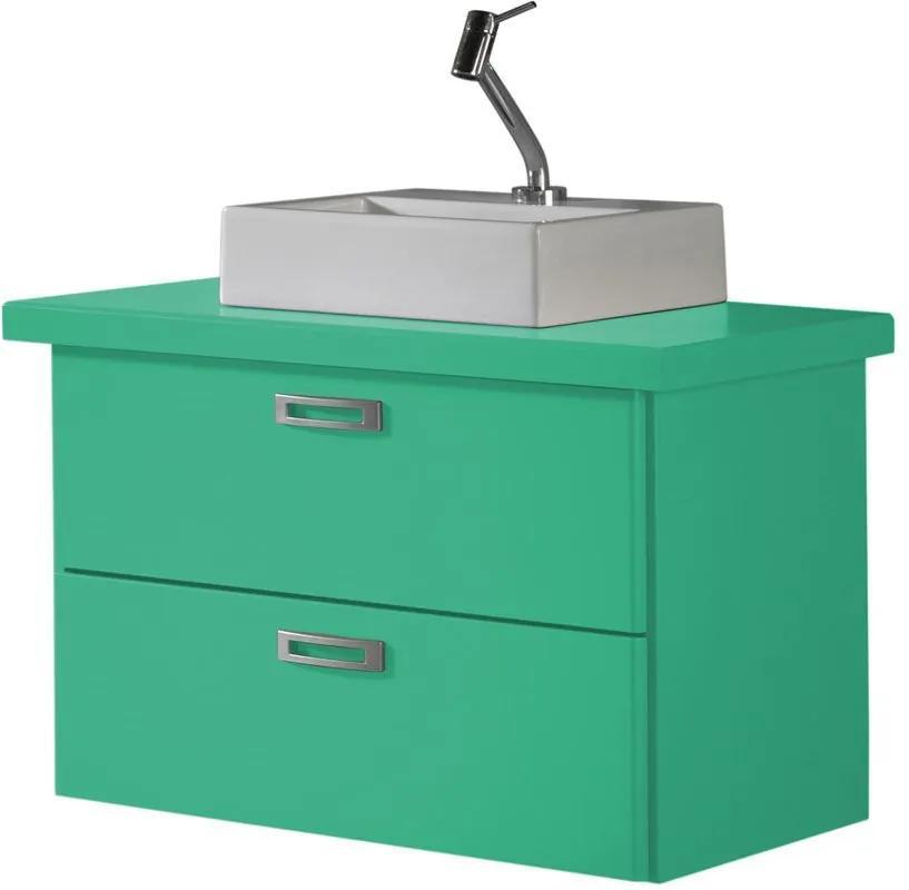 Armário de Banheiro Kenzo 161 Verde Anis - Maxima
