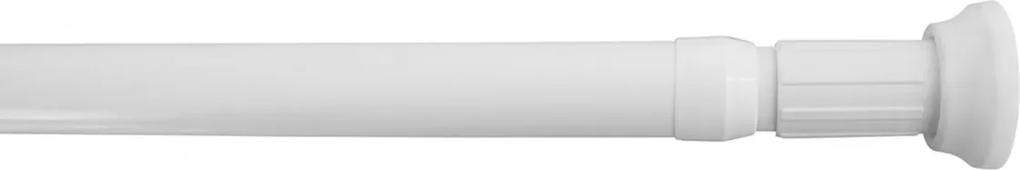 Varão Extensor de 1,05m até 1,90m 100% Ferro - Branco