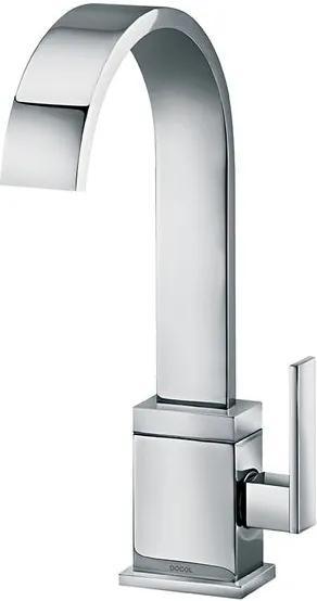 Torneira para Banheiro Mesa Square Cromada - 00428506 - Docol - Docol