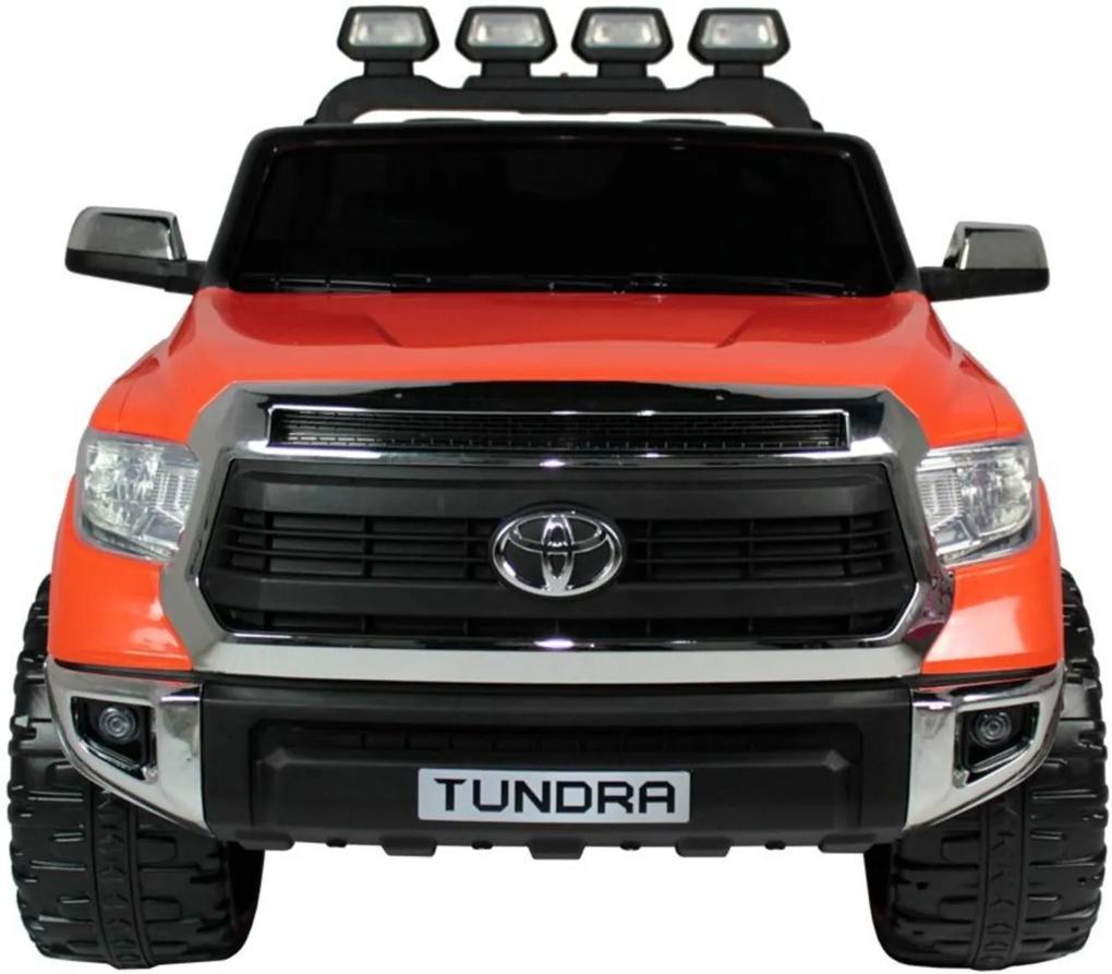 Carro Elétrico Toyota Tundra 24V 2 Lugares Bel Brink Laranja