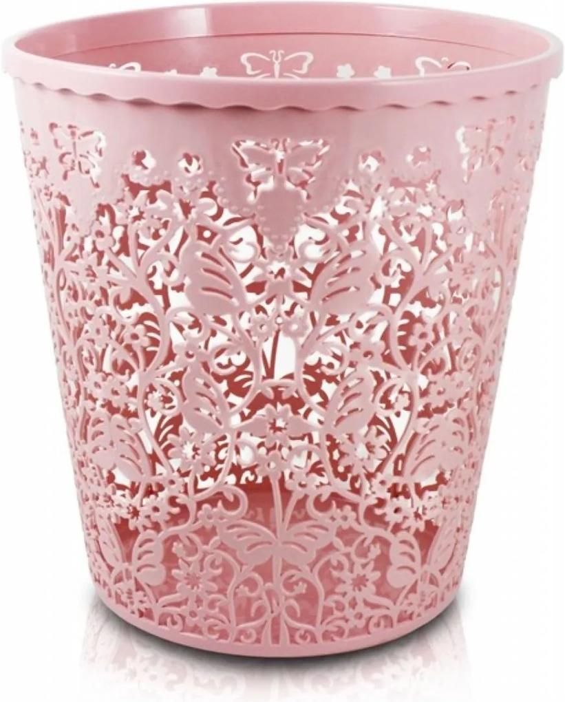 Cesto Organizador Circular (G) Jacki Design Lifestyle Rosa