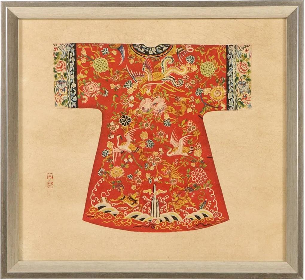 Quadro Kimono Chun