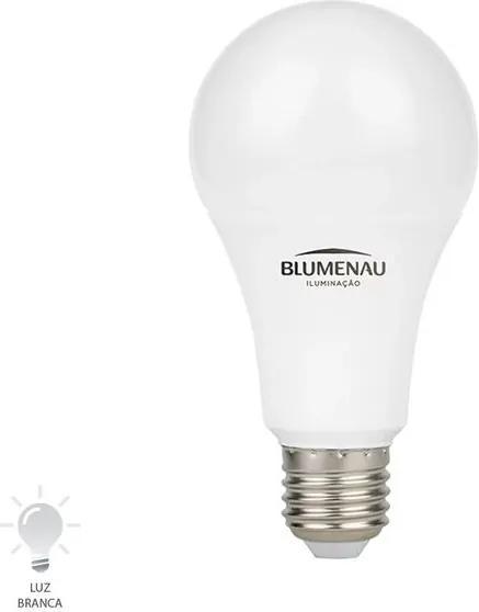 Lâmpada LED A65 E27 15W Bivolt Branco Frio 6500K - 03154016 - Blumenau - Blumenau