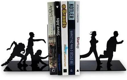 Porta Livros Zumbi Ataque