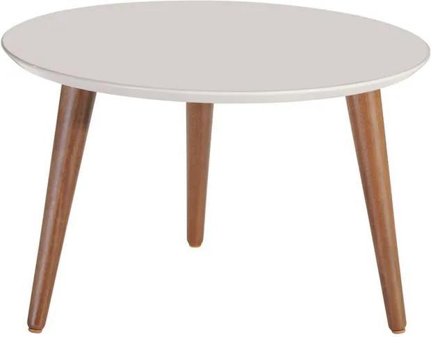 Mesa de Centro Ethan Off White 0.60 - Wood Prime PV 32594