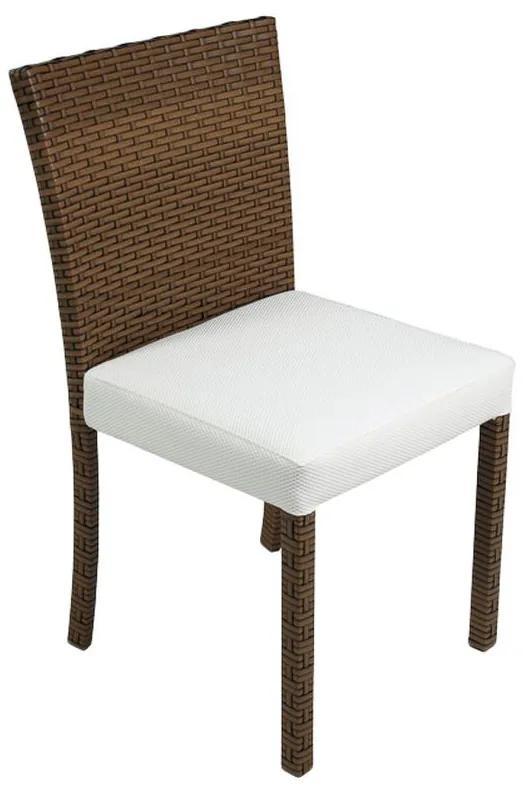 Cadeira Cálie Sintética - Wood Prime SB 29034