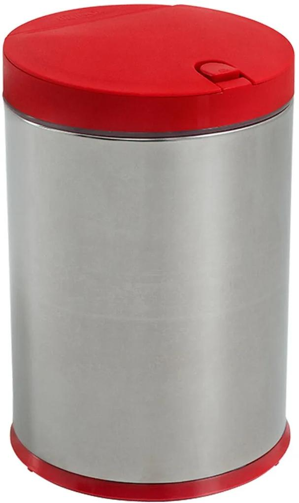 Brinox lixeiras vermelhas de Dafiti  8585ab64da0