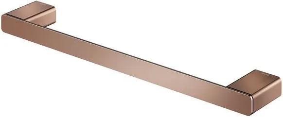 Porta Toalha Bastão Rosto 30cm Flat Cobre Polido - 01013630 - Docol - Docol