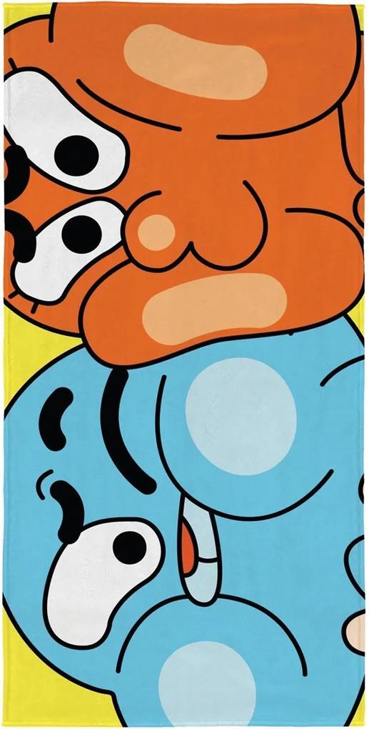 Toalha de Banho Infantil Gumball 4 Lepper