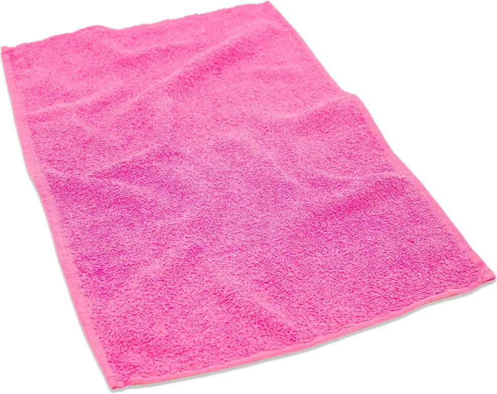 Toalha para Manicure - 28x45cm - Princesa - Rosa