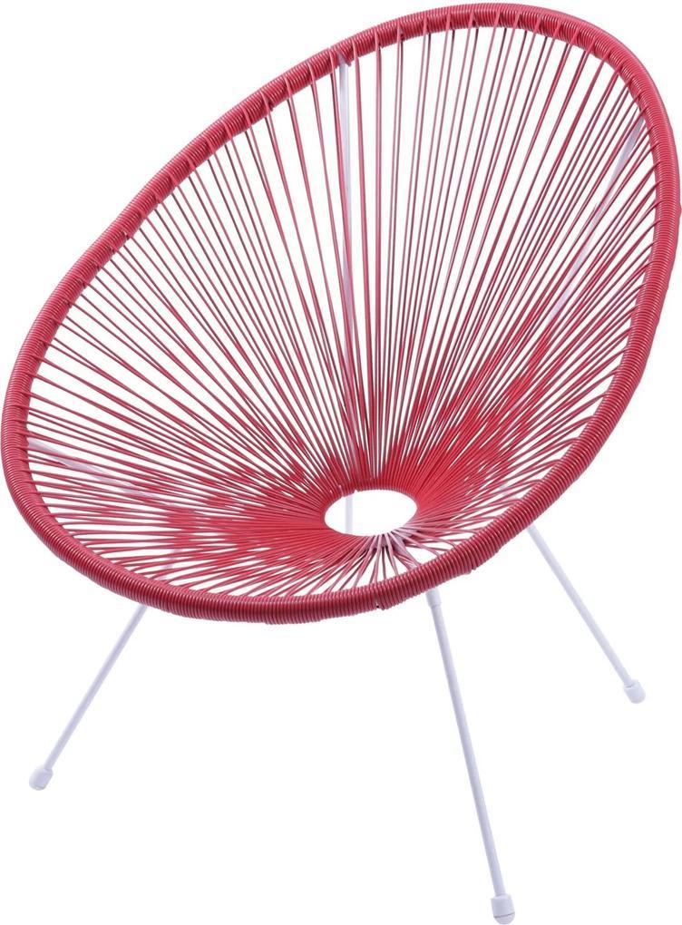 Cadeira Acapulco OrDesign Vermelha