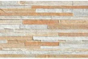 """Revestimento Granilhado Incefra Canjica Bege """"A"""" 32,5x56,5"""