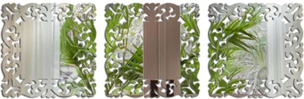 Espelho Love Decor Decorativo Kit Veneziano Único