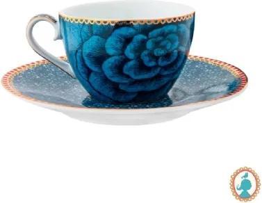 Xícara de Cafezinho Azul - Spring to Life - Pip Studio