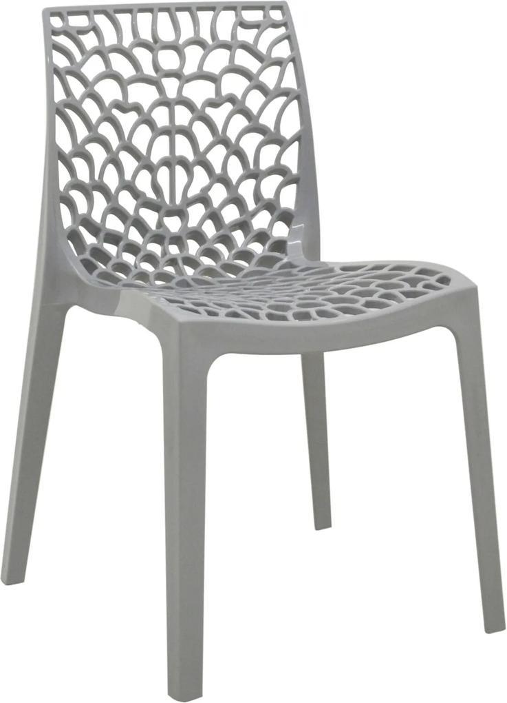 Cadeira Gruv Cinza Rivatti