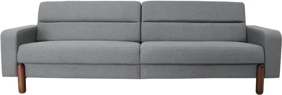 Sofá Medlyn 210cm Rústico Cinza - Gran Belo