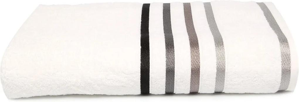Toalha de Banho Karsten Versati Lumina Branca