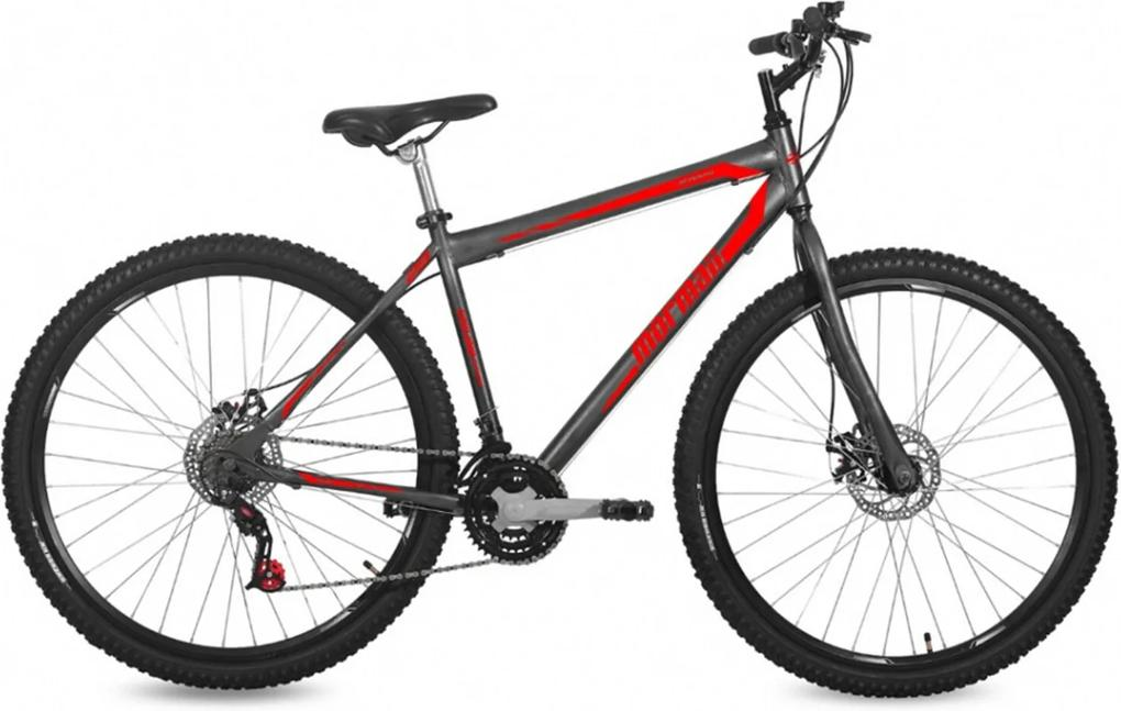 Bicicleta Mormaii Jaws Aro 29 Preto