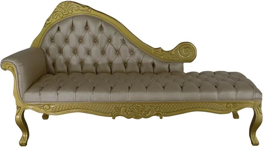 Chaise Clássica Entalhada - Wood Prime KL 31387