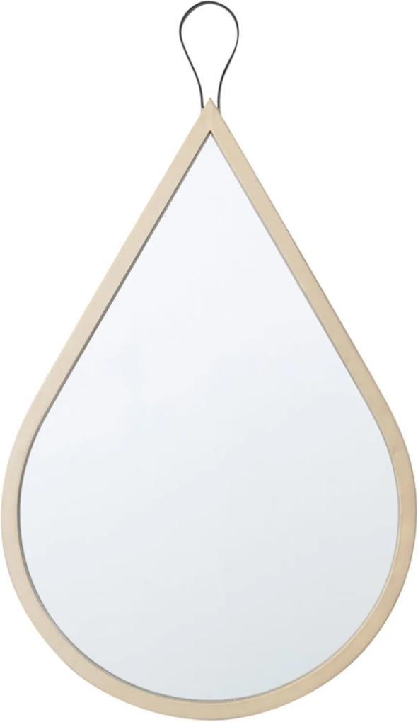 Espelho Decorativo Royal Gota Incolor