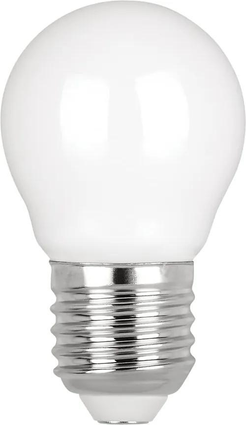 lâmpada mini bulbo filamento MILKY 2W BIVOLT quente Stella STH8220/27