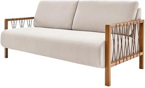Sofa Joe Cru Base Amendoa 1,60 (LARG) - 49957 Sun House