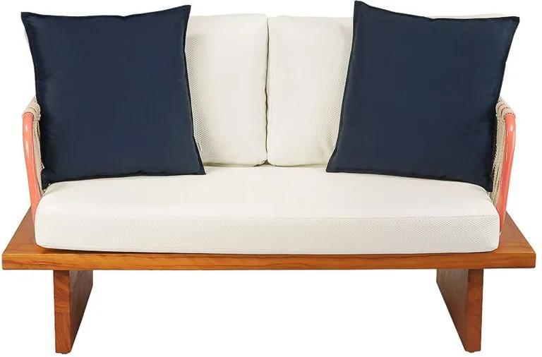 Sofá Lacer 2 lugares - Wood Prime SB 29145