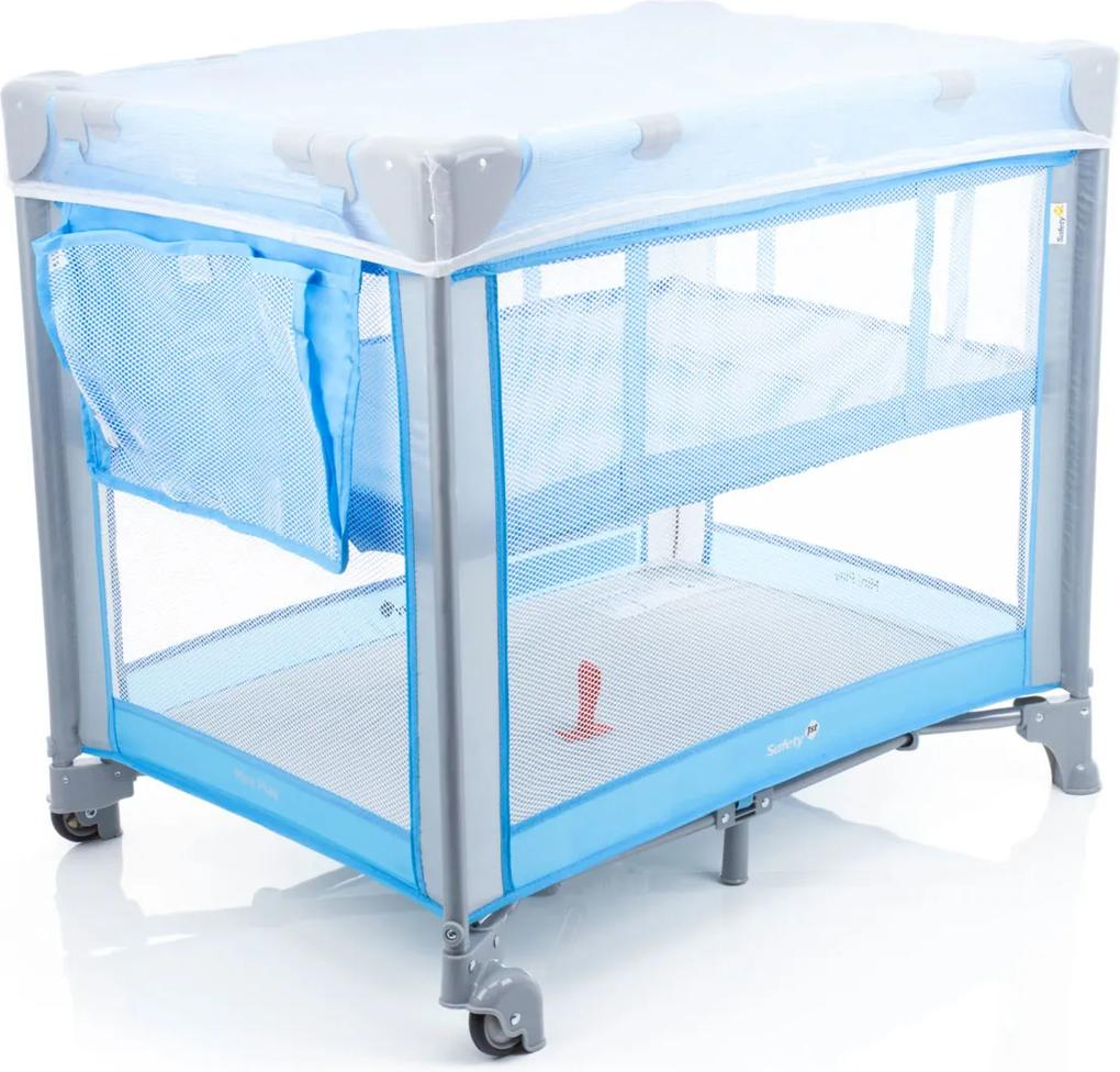 Berço Portátil Mini Play Pop Safety1st Azul