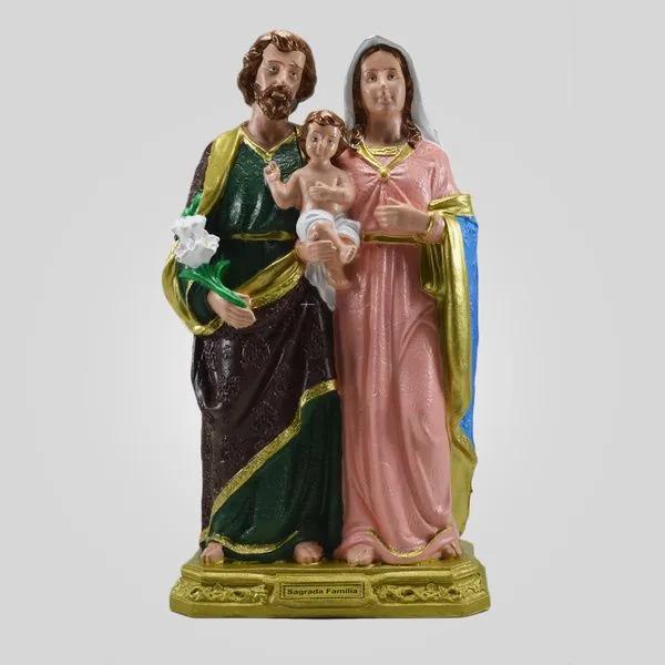 Imagem Sagrada Família Inquebrável 40 cm