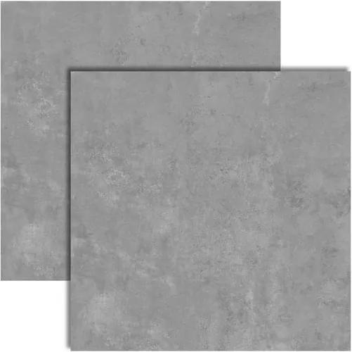 Porcelanato District Gray Out Plus Retificado 83x83cm - 83044 - Embramaco - Embramaco