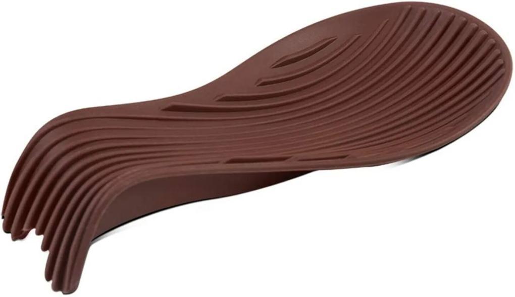 Suporte Brinox para Colher Glacê Chocolate