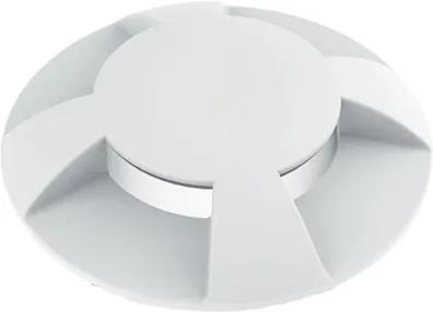 Balizador Embutir Branco Led 0,75W 2700K Ip65 Multifachos
