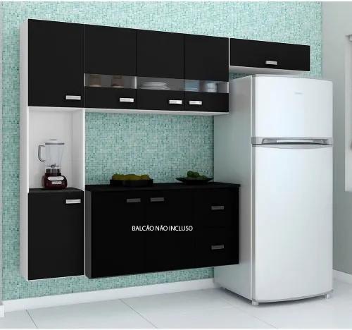 Cozinha Compacta Julia 2 Peças Poquema